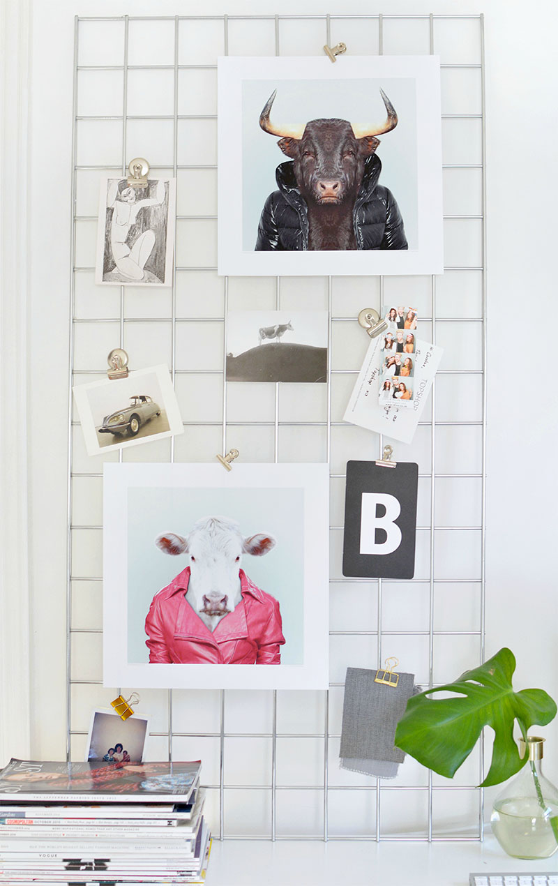 Cute Ways To Hang Art Without Frames True Bliss Designs
